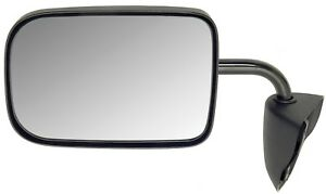For 2018 Jeep Wrangler JK Door Mirror Glass Left Dorman 18718XT