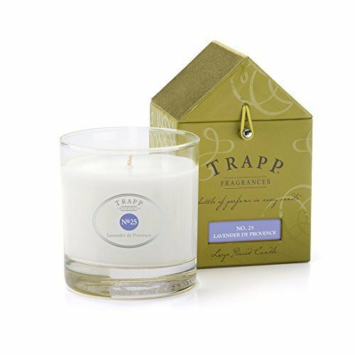 NEW Trapp Large Poured Candle Lavender de Provence 7 oz. FREE SHIPPING