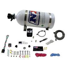 Nitrous Express Dry Efi Single Nozzle Nitrous Kit 35 150hp With10lb Bottle