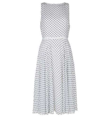 £149 Della Hobbs Ivory Various Sizes Multi Rrp Dress 0nSAfq