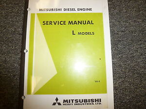Mitsubishi l2a l2c l2e l3a l3c l3e diesel engine shop service repair image is loading mitsubishi l2a l2c l2e l3a l3c l3e diesel fandeluxe Gallery