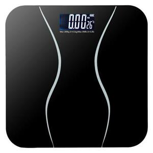 Leadzm 180kg Digital Electronic Lcd, Bathroom Weight Scales