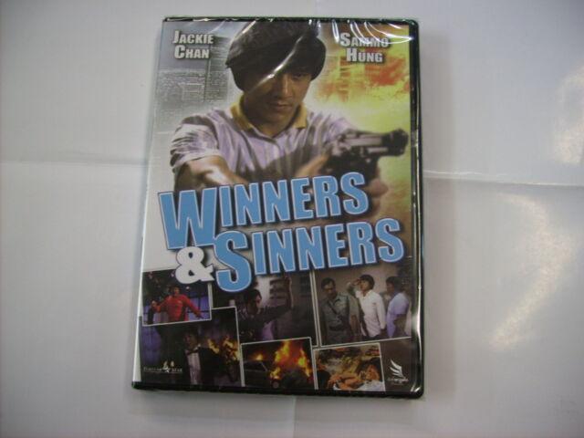 WINNERS & SINNERS - DVD SIGILLATO - JACKIE CHAN - SAMMO HUNG