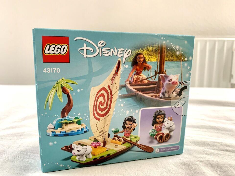 Lego andet, LEGO Disney Moana's Ocean Adventure 43170