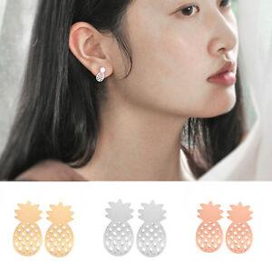 Fashion-Sweet-Hollow-Pineapple-Shape-Pageant-Stud-Earrings-For-Women-Jewelry