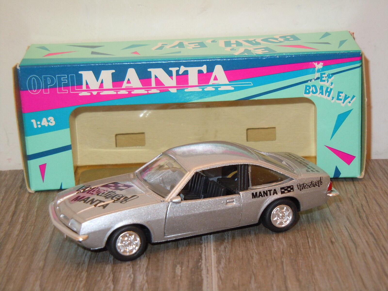 Opel Manta B Ey,Boah,Ey  van Praline 1 43 in Box 12306