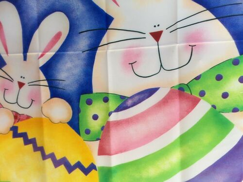 "Two Bunnies with Bow Ties Standard House Flag by Toland #2234 28/""x40/"""