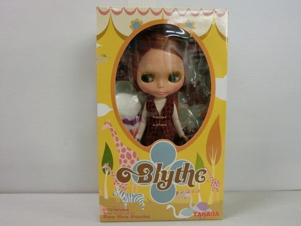 Inspirado por Pow Wow Poncho muñeca Blythe SBL-2 F S