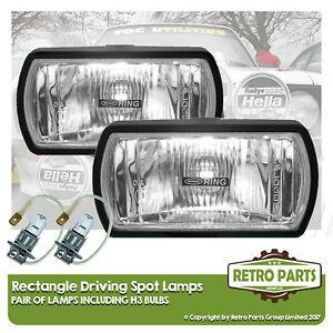 rectangle-Spot-de-conduite-Lampes-pour-Citroen-zx-FEUX-FEU-DE-ROUTE-Extra