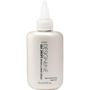 Silk Drops Repair and Shine Serum, 2 oz- DESIGNLINE