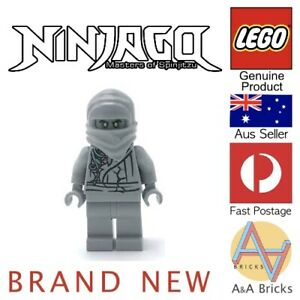 Genuine-LEGO-Minifigure-NINJAGO-Ghost-Student-Limited-Edition-Brand-New