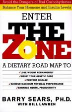 The Zone: Zone by Barry Sears and Bill Lawren (1995, Hardcover)