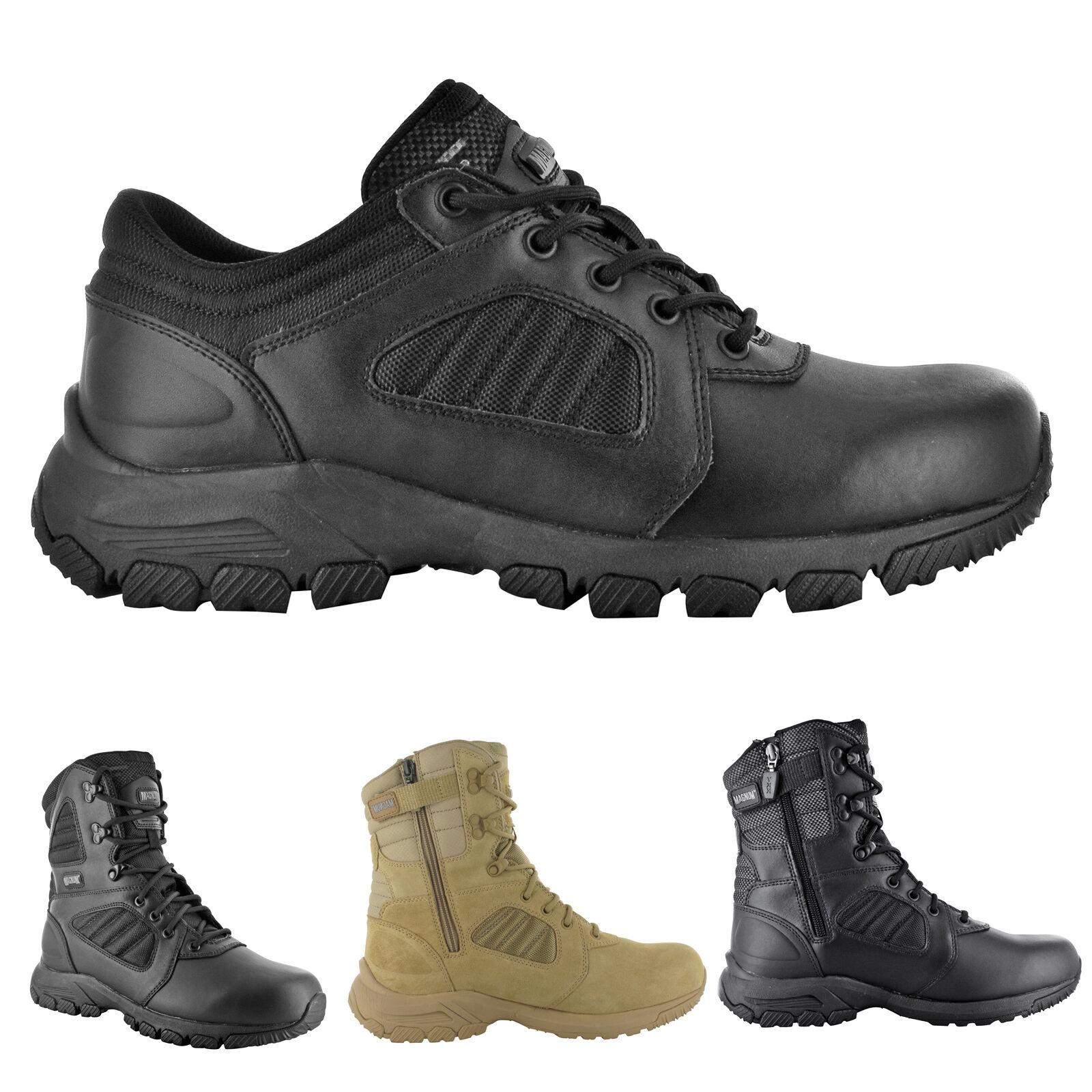 Hi-tec-Magnum Lynx zapatos caballero Boots Ranger Security policía paintball nuevo
