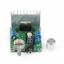 1x TDA7297 Version B 2*15W Audio Amplifier Board Estéreo Dual-Canal AC/DC 12V