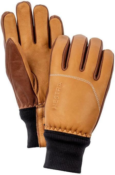 NEW  Hestra Alpine Pro Omni Leather G  s Cork Brown Size Unisex X-Large 10  the latest