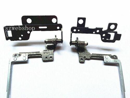 New for HP 17-bs0xx 17-bs011dx 17-bs153cl 17-bs061st LCD screen Hinges L/&R set