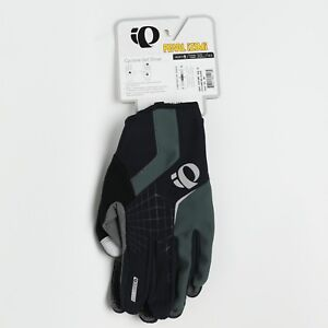 Pearl-Izumi-Bike-Gloves-Men-039-s-CYCLONE-Gel-Softshell-Black-Winter-Bicycle-XL-New