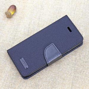 Sac-Telephone-Portable-pour-SAMSUNG-Galaxy-Flip-Cover-Case-Housse-etui-de-protection-jeans-wallet