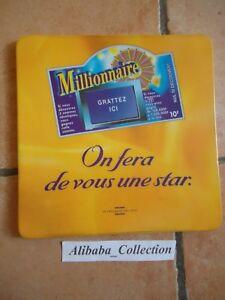 Publicidad-Recuperador-Moneda-Fdj-Francesa-de-Juegos-Ticket-Rascarse-Millonario