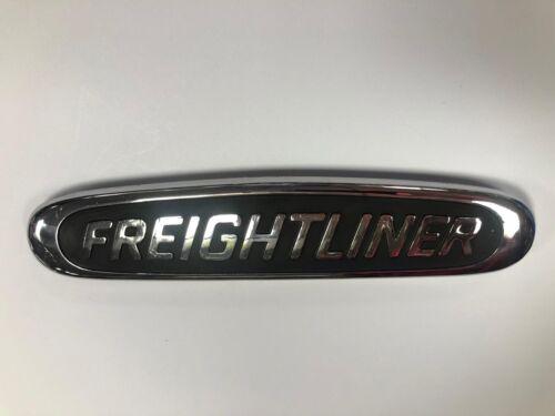 Freightliner Chrome Grill Emblem Logo 10x2 Fits Columbia-Century-Cascadia