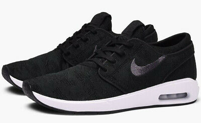 NIKE SB AIR MAX JANOSKI 2 BLACK ANTHRACITE WHITE SZ 8 14 | eBay