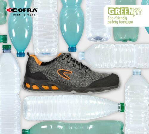 Scarpa antinfortunistica Cofra OHM S3 SRC scarpe in nubuck idrorepellente