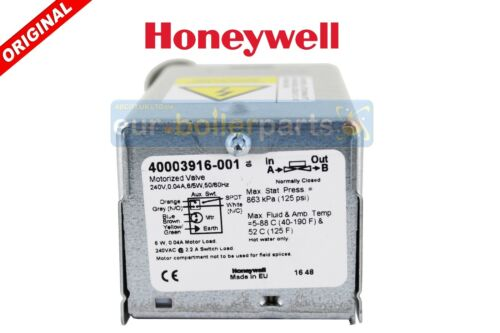 Honeywell 40003916-001 Remplacement Power Head avec zone Valves Original