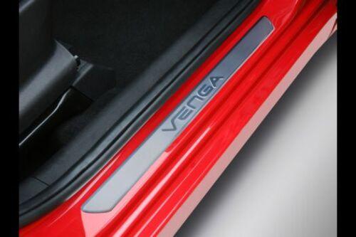 Genuine KIA VENGA 2010-on door entry Guards-Aluminium 1P450ADE00