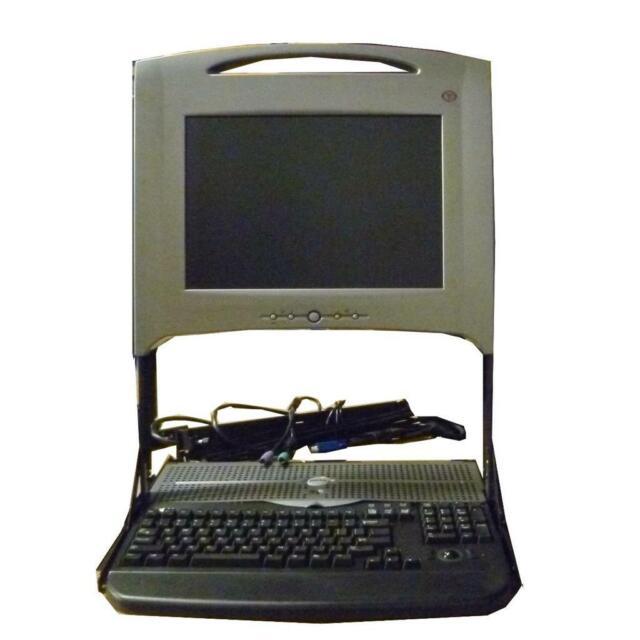 Dell PowerEdge 4U132 Rackmount Monitor Console