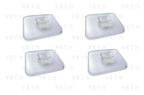 YRTS Playmobil 5393 Lote 4 Bases Transparentes para Figura ¡New!