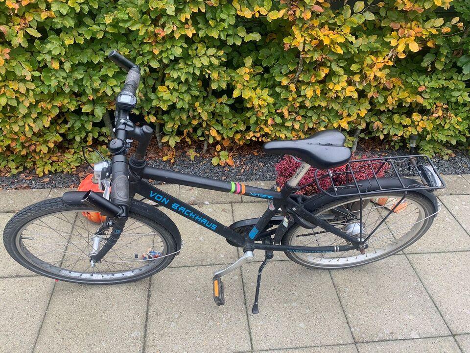 Drengecykel, classic cykel, Von Backhaus