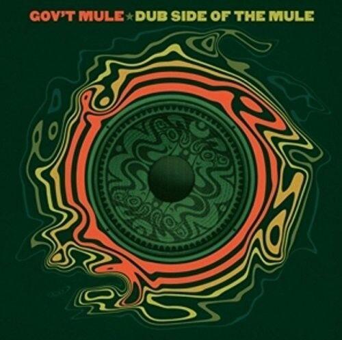 Govt Mule Dub Side Of The Mule vinyl 2LP NEW/SEALED