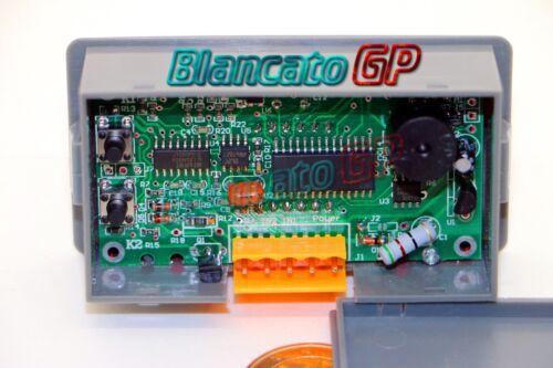 BA1 TERMOMETRO 4 CIFRE 12V PER TERMORESISTENZE RTD PT100 Cu50 Cu100 G53 BA2