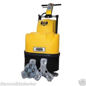 Concrete-Grinder-Polishing-Machine-20-034-Floor-Surface-Prep-5HP-Brand-New