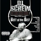 Best of the Best, Vol. 1 [PA] by DJ Screw (CD, Aug-2004, Screwed Up Click)