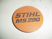 Stihl Chainsaw Ms290 Name Tag ------------------- Box59j