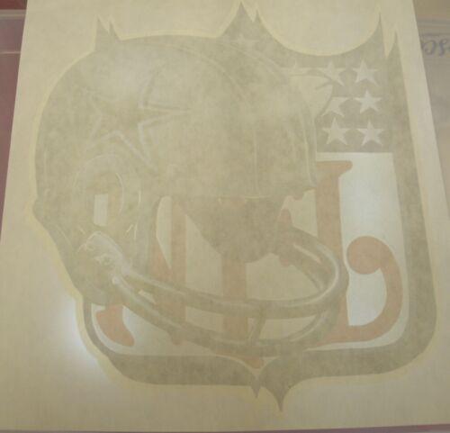 Vintage Dallas Coyboys NFL T-Shirt Iron On Transfer