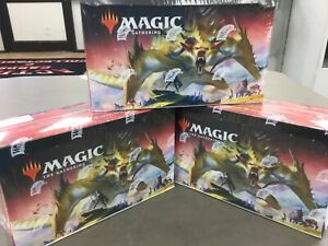MTG-3x-IKORIA-LAIR-OF-BEHEMOTHS-FACTORY-SEALED-BOOSTER-BOXES-W-36-PKS