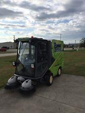 Tennant Green Machine 636 Rider Air Sweeper Diesel