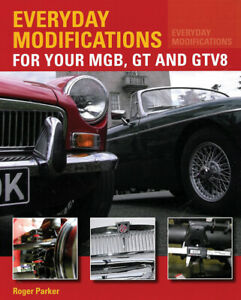 Modifications-For-Mg-Mgb-Mgb-Gt-Mgb-Gtv8-Book-Engine-Brakes-Suspension-Electric