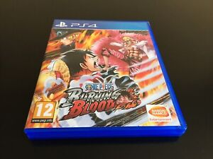 ONE PIECE BURNING BLOOD SONY PLAYSTATION 4 PS4 EDITION FR PAL