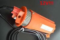 12v Submersible Deep Dc Solar Well Water Pump,battery,alternate Energy 230ft