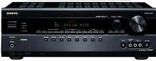 Onkyo TX-SR508 7.1 Receiver 130W  3D HDMI   True HD