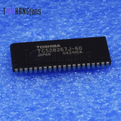 1PCS//5PCS TC528267J-60 PLCC-40 HIGH PERFORMANCE INTEGRATED CIRCUIT