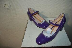 Schuhe-Pumps-Leder-Lack-Mellow-Yellow-Alba-Groesse-37-Neu