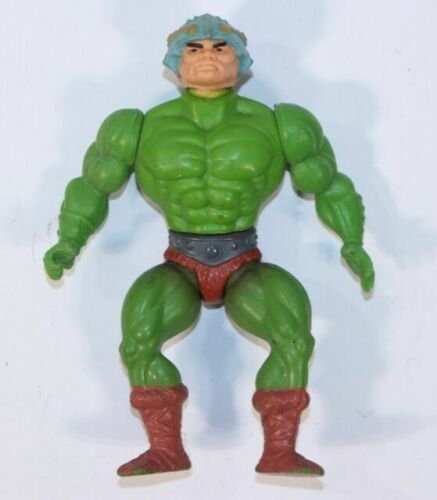 MATTEL Masters of the Universe He-man Masters of the Universe Classics MOTUC Comme neuf on Card 1st Edition 2008