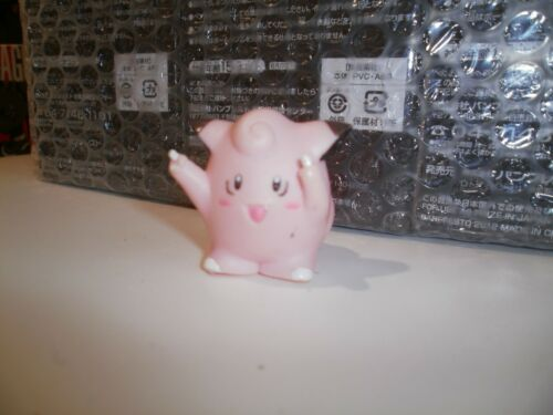 MELOFEE Hauteur= 3,8cm Officielle de marque Bandai Figurine POKEMON Figure