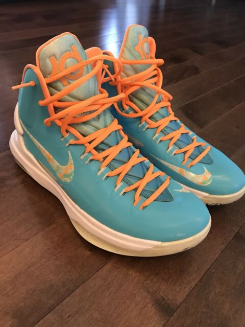 competitive price 719f6 e967d Nike Zoom KD V (5) Easter Size 11