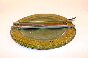 Vintage Pre-war Bing Turn table