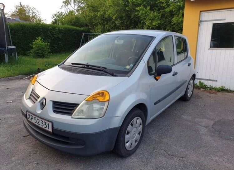 Renault Modus, 1,2 16V 75, Benzin